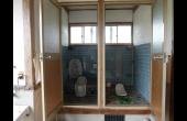 トイレ(※外にあります)