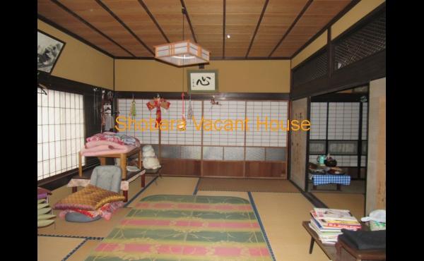 居宅側和室